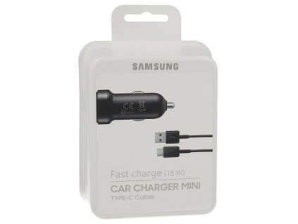 Samsung EP LN930C USB Type C Fast Car Charger Mini Black 07032017 05 p