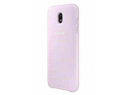 Samsung J5 2017 - Dual Layer ružový EF-PJ530CPEGWW