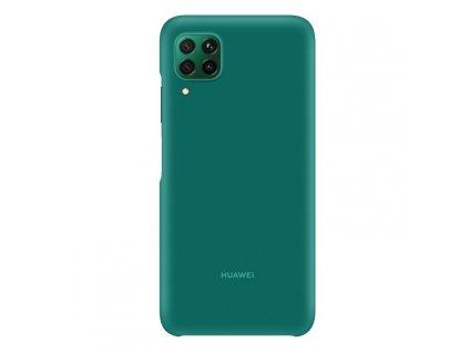 puzdro originalne protective cover pre huawei p40 lite green 51993930 407857