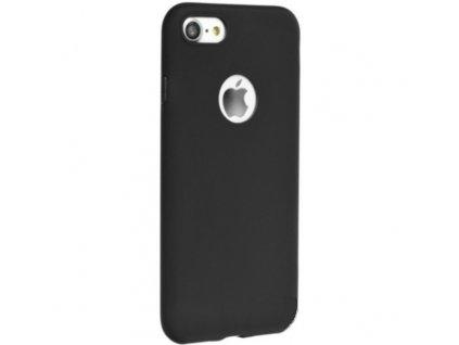 Gumený obal - iPhone 6 Plus čierny