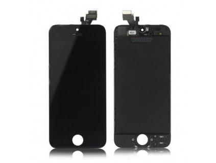 iPhone 5 - LCD + Dotyková plocha čierna ORIGINÁL