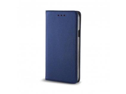 Knižkový obal - Samsung A21s modrý