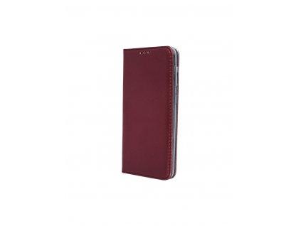 smart magnetic case burgundy 7