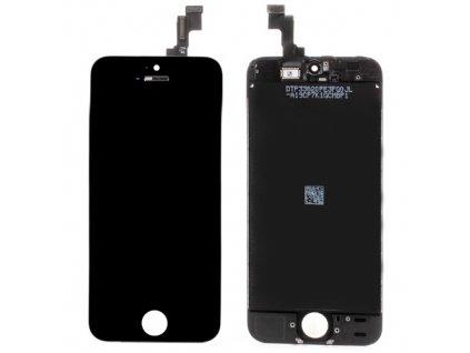 iPhone 5S - LCD + Dotyková plocha čierna ORIGINÁL