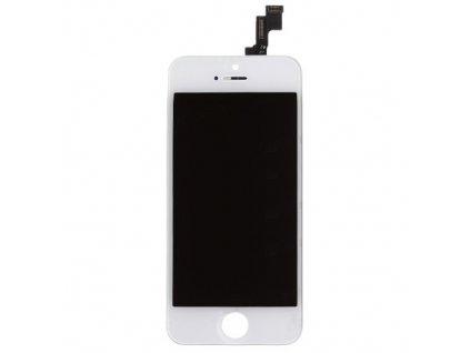 iPhone 5S - LCD + Dotyková plocha biela ORIGINÁL