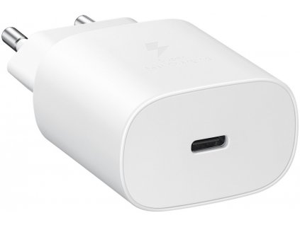Samsung Super Fast Charge 25W biely