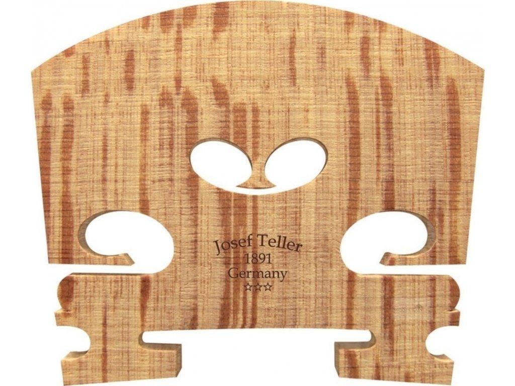 Kobylka Teller model 53 Master, německý model - Josef Teller** /viola/