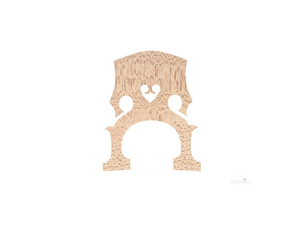 kobylka francouzsky model cello kontrabas