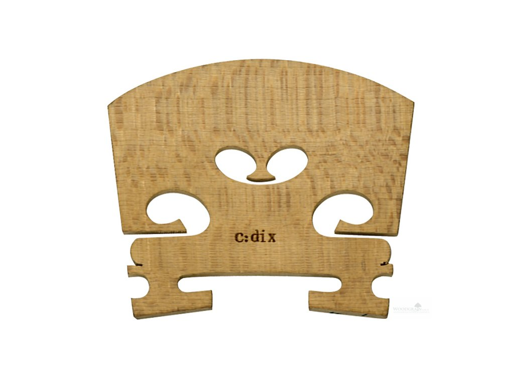 Kobylka c:dix® /housle/ 4/4, 41 mm, zaoblený model