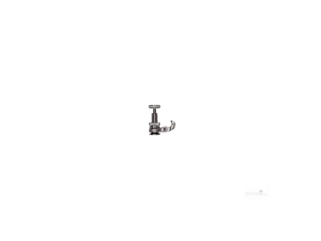 Poniklovaný dolaďovač Wittner model Uni housle 4/4 - 3/4