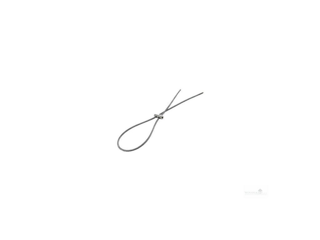 Poutková struna (ocelové lanko)