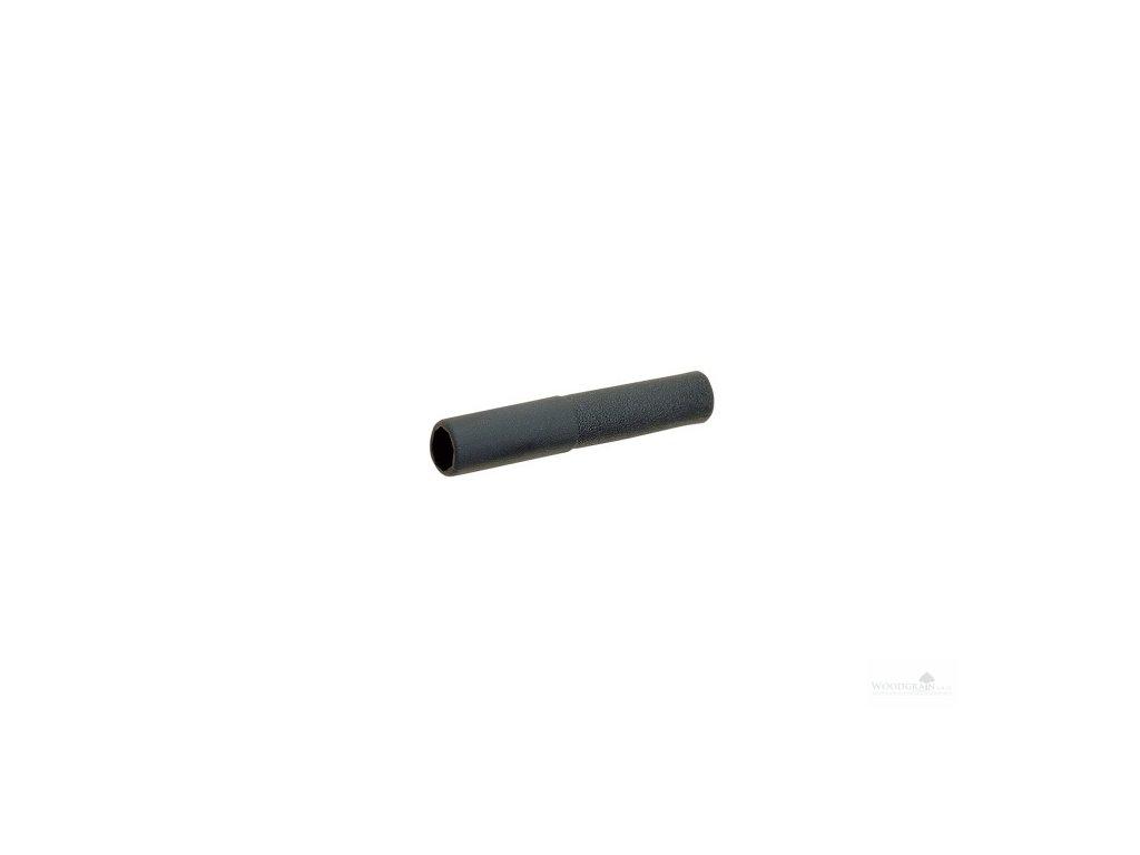 Gumová bandáž smyčce černá