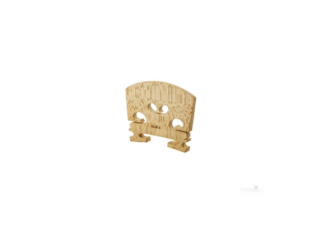 Kobylka c:dix AAA - rovné provedení (s označením) - /housle/ 4/4, 41 mm