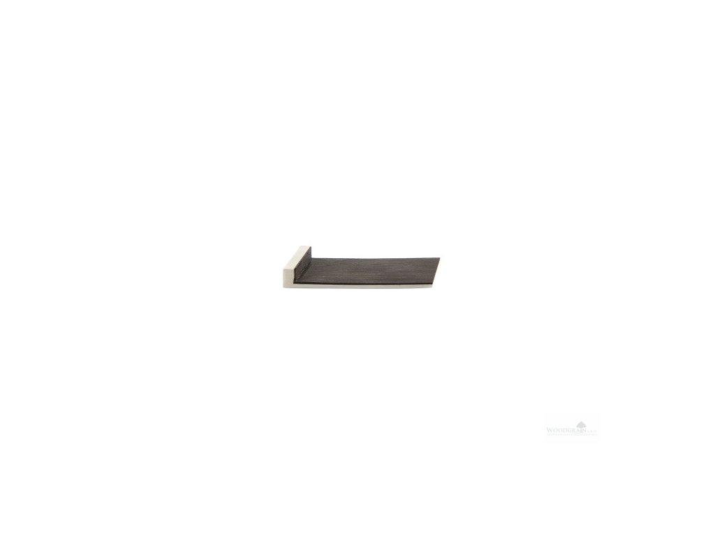 Kůstka smyčce - pravá kost (proklad eben)