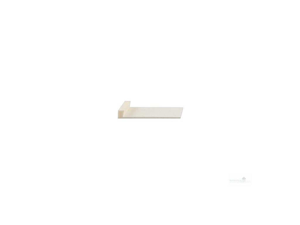 Kůstka smyčce - pravá kost (zahnutá přední část, bez prokladu)