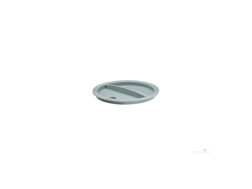 Plastové víčko na kotlík (s otvorem na štětec)