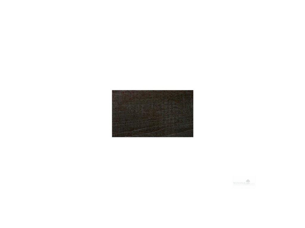 Dýha javorová, černě mořená (800 x 70 mm)
