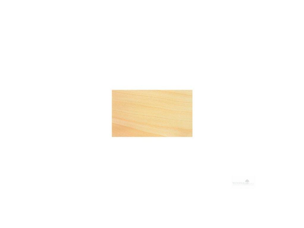Dýha javorová, přírodní (800 x 70 mm)