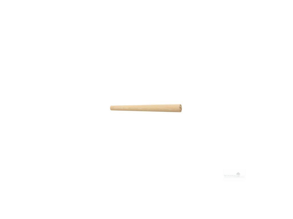 Přířez na futrování kolíčků konický