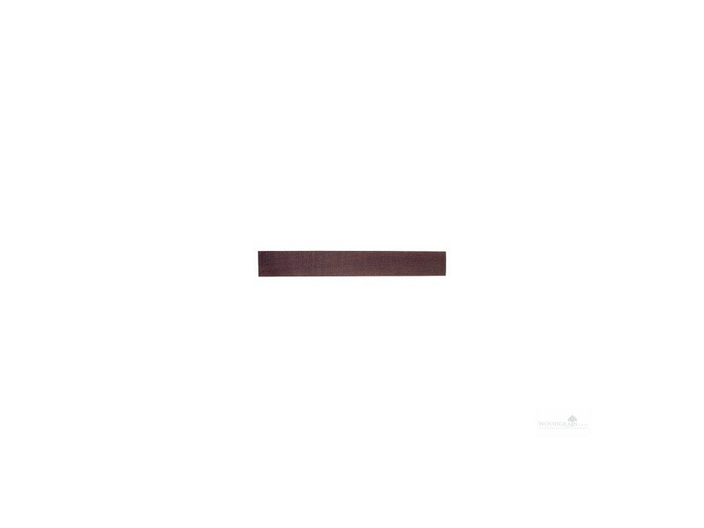 Kytarový hmatník - indický palisandr