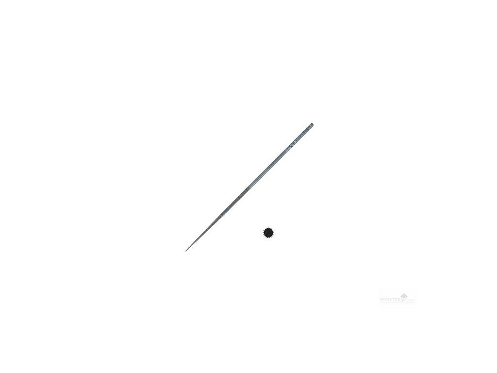 Jehlový pilník Glardon Vallorbe - špičatý
