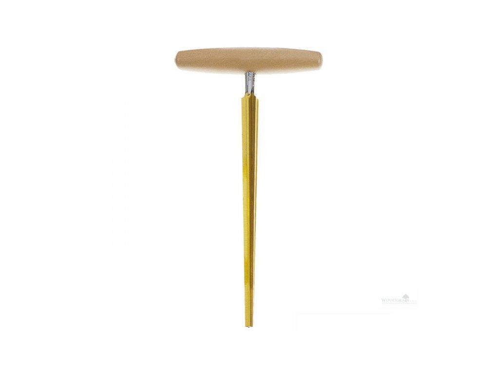 Výstružník kolíčků - rovné ostří /TiN/