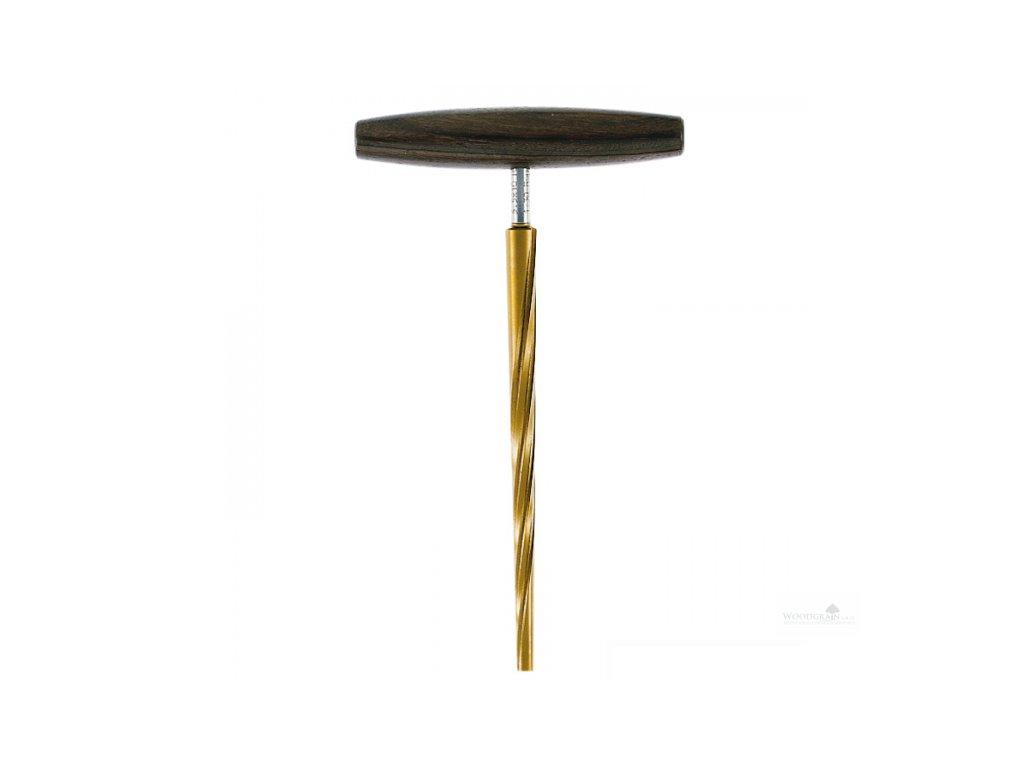 Výstružník kolíčků - spirálové ostří /TiN/