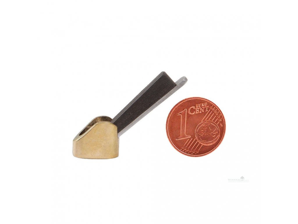 Minihoblík Herdim® Micro, člunkař - šířka želízka 4 mm