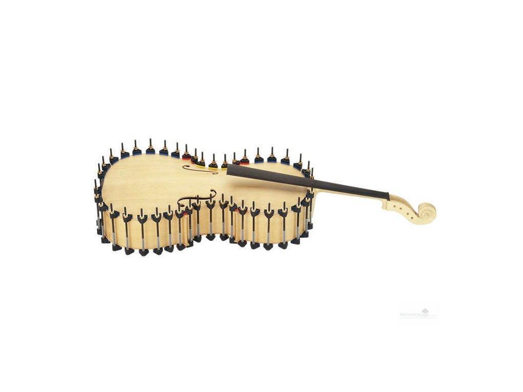 Sada stahovacích šroubů Herdim® - 42 ks violoncello