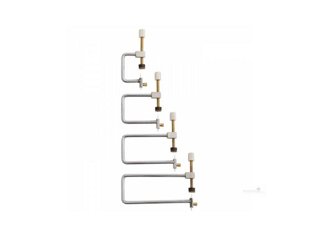 Sada přípravků k lepení prasklin u ozvučných otvorů - 4 ks