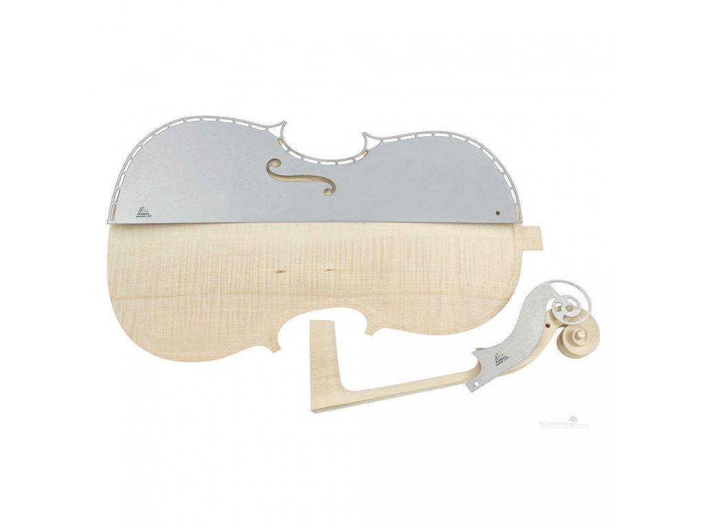 Sada šablon Herdim /violoncello/
