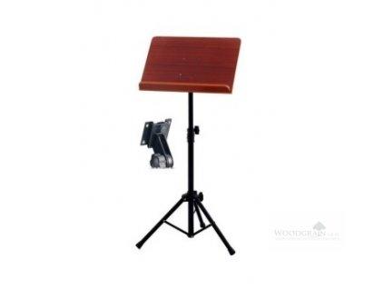 Orchestrální notový pult BSX - dřevěná deska