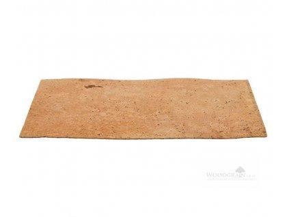 Korek na podbradky přírodní - velký -300 x 100 x 2 mm