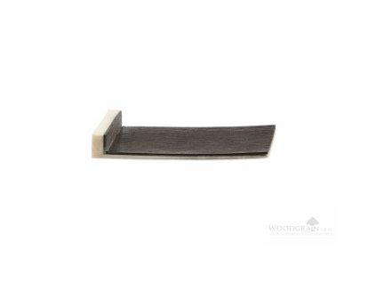 Kůstka smyčce - imitace slonoviny (proklad eben)