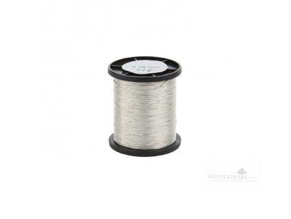 Francouzská příze s ryzím stříbrem (50 g)