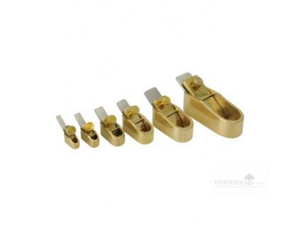 Minihoblík Herdim® , člunkař (mosazný klínek)