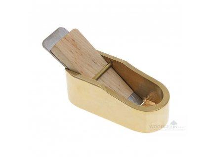 Minihoblík Herdim® , plochý plaz - (dřevěný klínek)