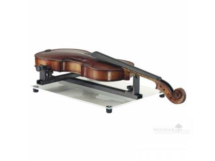 Opravářský držák nástroje (housle/viola)