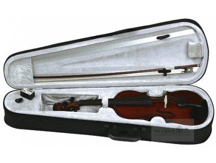 Violový komplet - hratelné provedení z dílny GEWA - garnitura eben