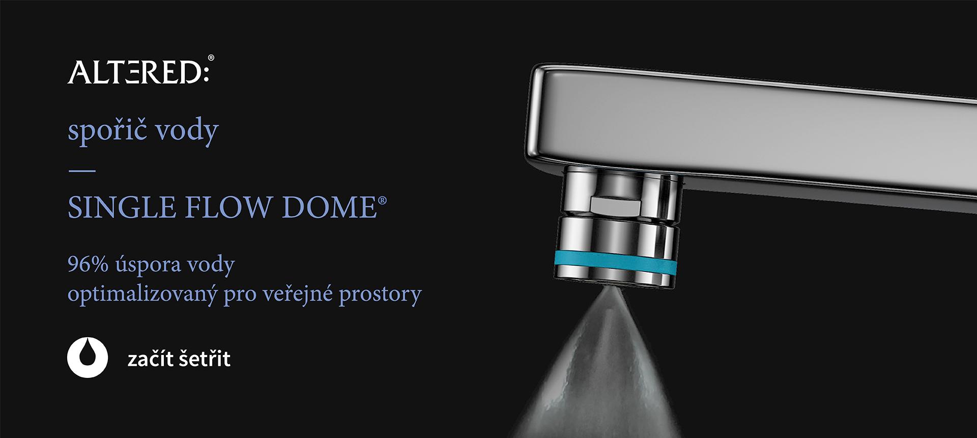 Spořič Flow Dome
