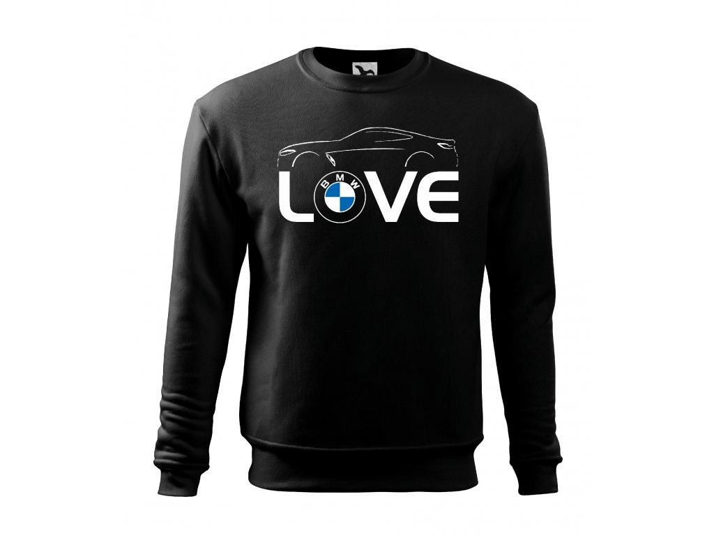 mikina BMW LOVE
