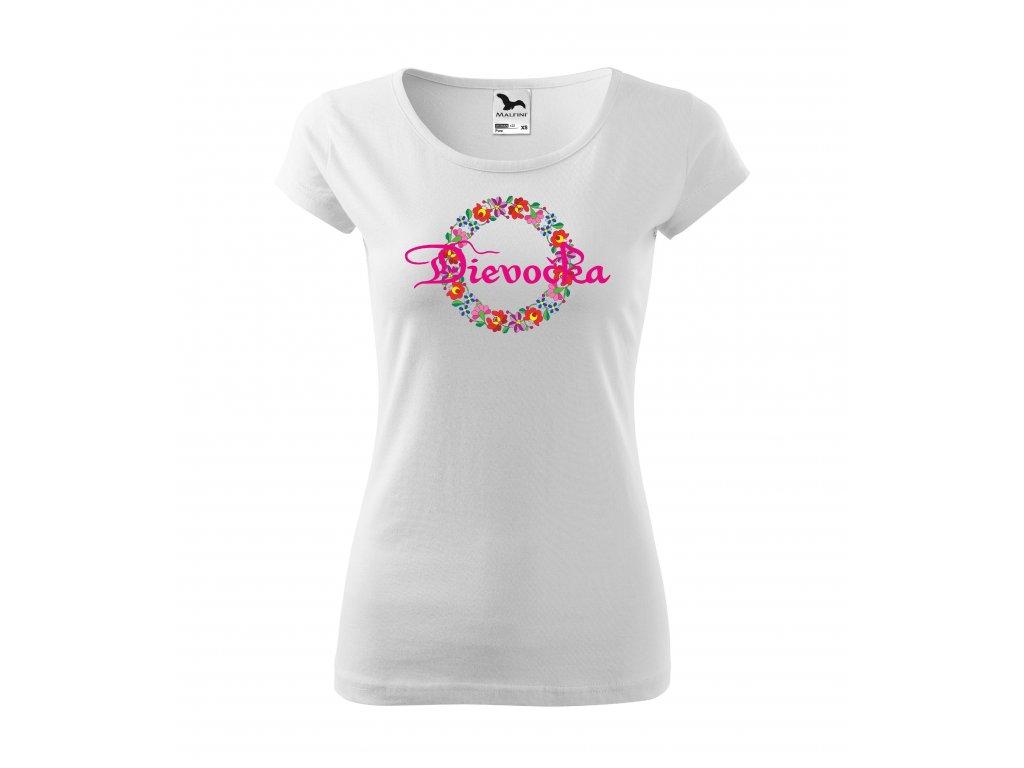 Dámske tričko Dievočka