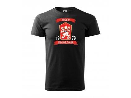 Pánske tričko MADE IN ČSSR