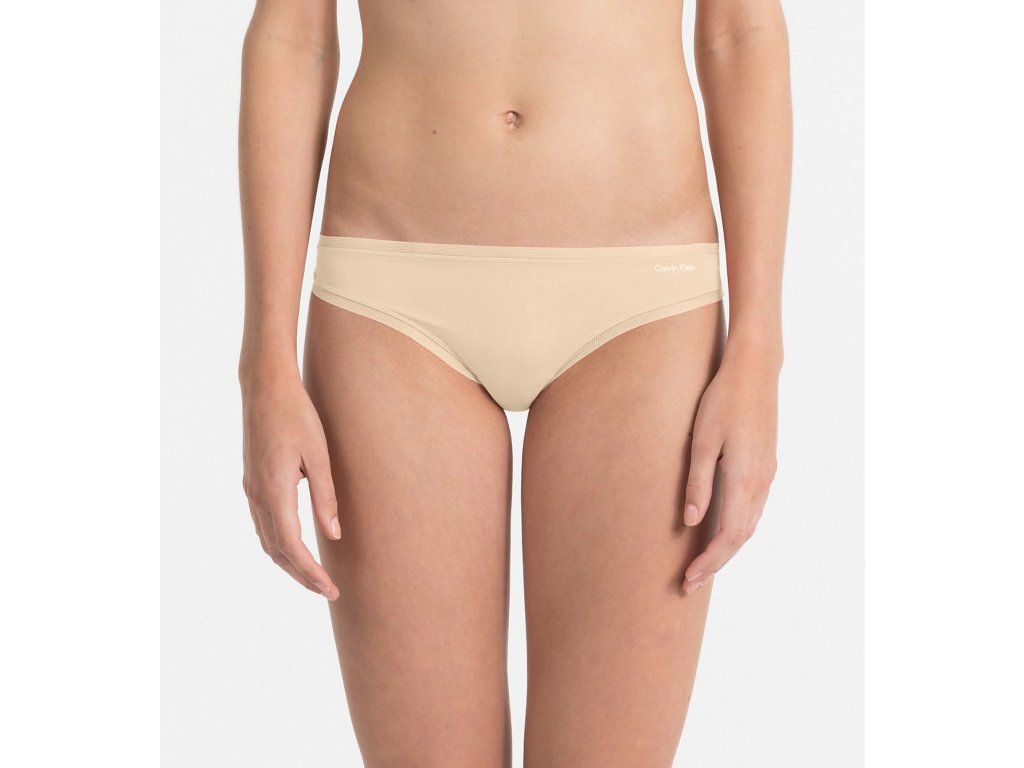 Tanga QF1666E-20N tělová - Calvin Klein