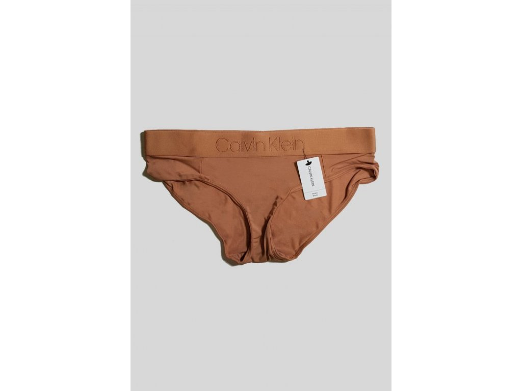 Dámské kalhotky QF4944E-YUT - Calvin Klein