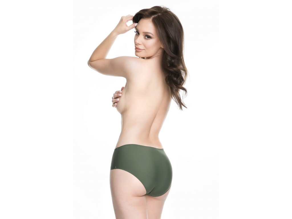 Kalhotky Simple khaki - Julimex