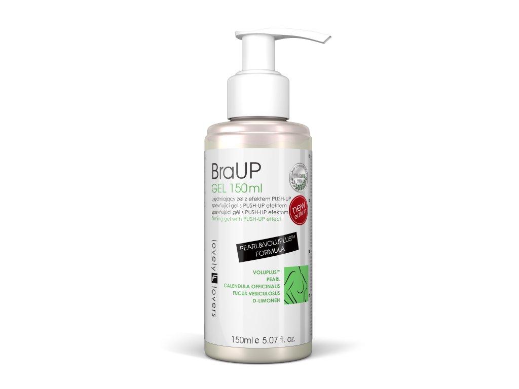 BraUp gel 150ml gel pro krásnější poprsí