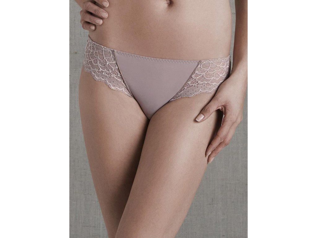 Kalhotky Caresse 12A720 capuccino - Simone Perele