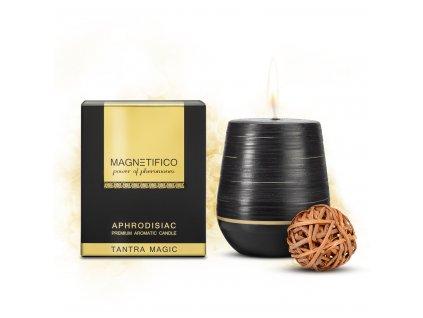 Afrodiziakální svíčka Magnetifico Tantra magic