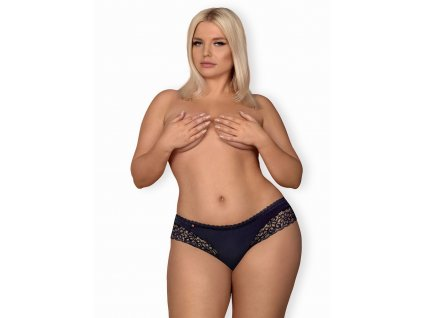 Jedinečné kalhotky Drimera panties XXL - Obsessive